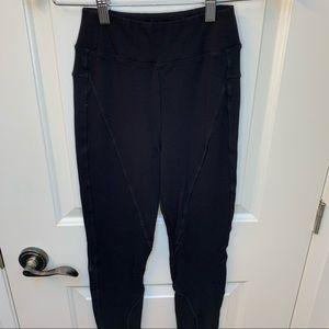 Aritzia Wilfred black leggings pants